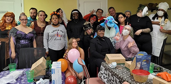 The Healthy Smiles Dental Care of Lansing dental team